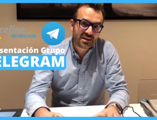 Presentación Canal de Telegram
