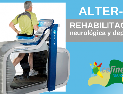 Alter G: rehabilitación neurológica y deportiva