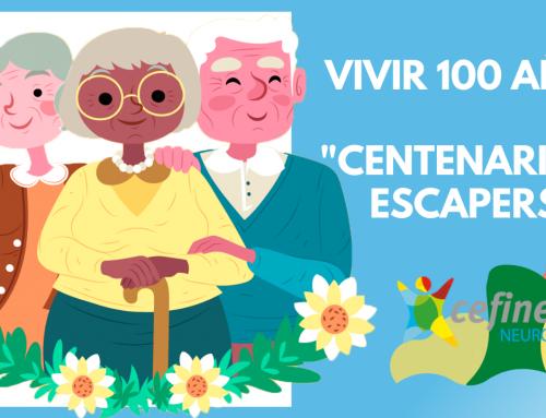 """Claves para vivir 100 años – """"Centenarians escapers"""""""