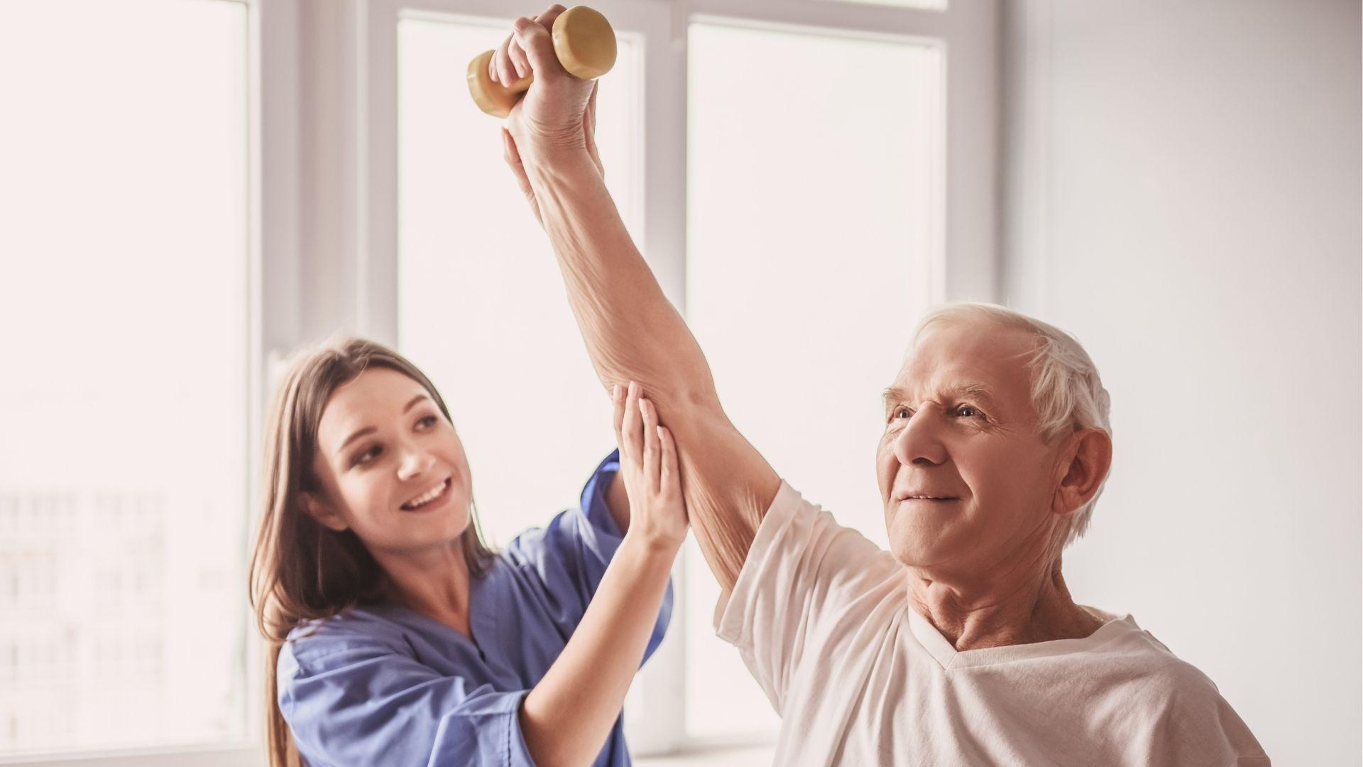 Ejercicios rehabilitación ictus