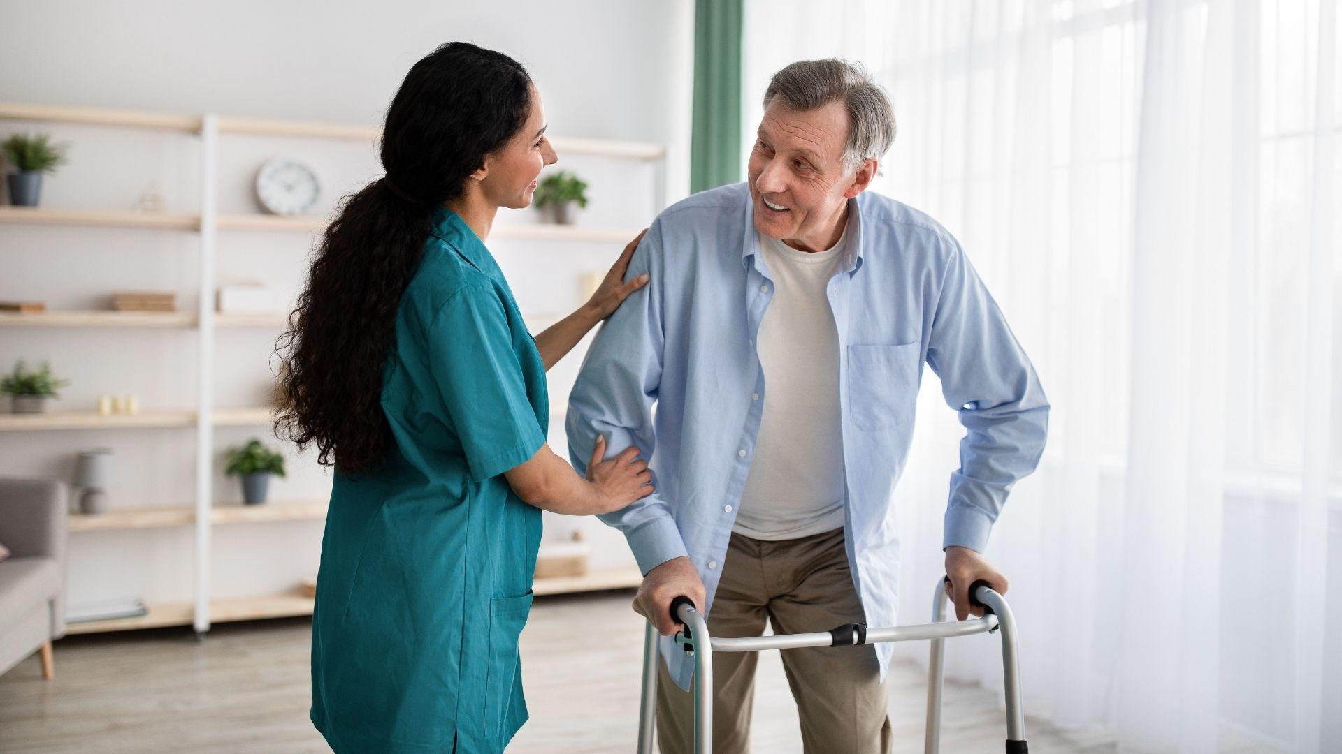 Ejercicios rehabilitación del equilibrio tras ictus