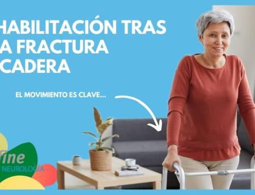 Rehabilitación de la fractura de cadera en ancianos y personas mayores.